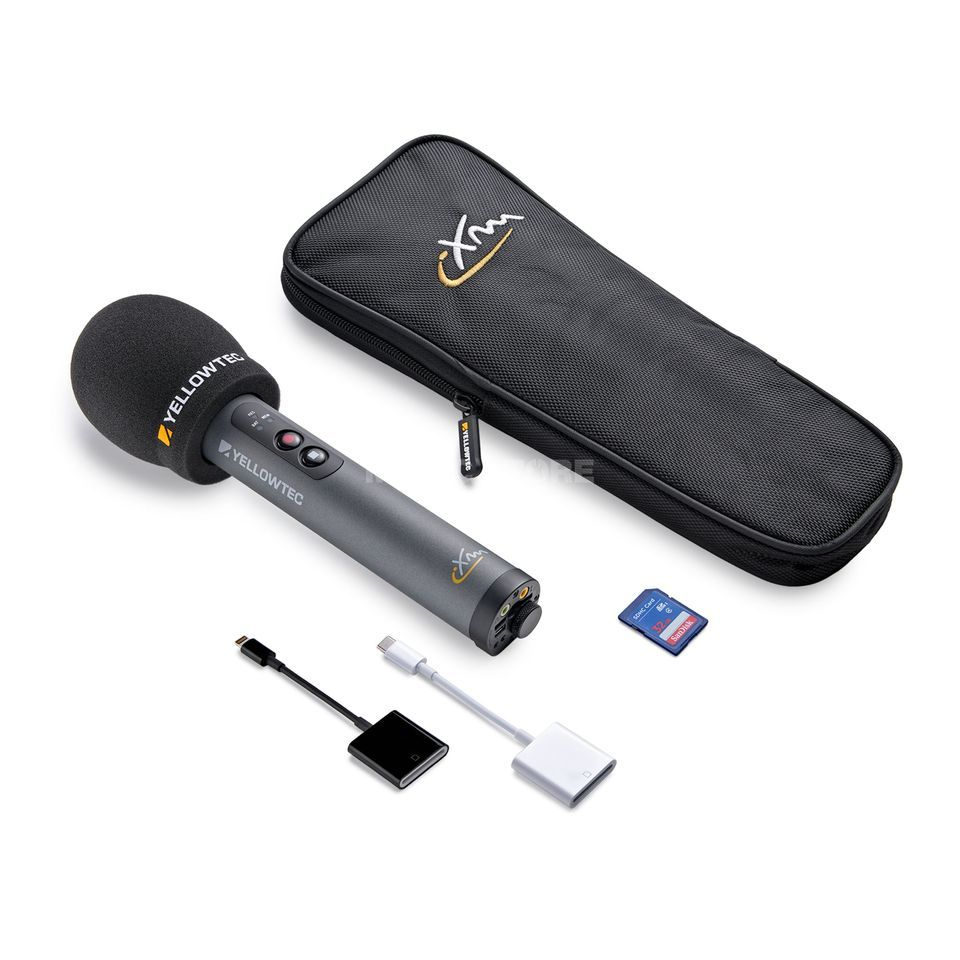 Yellowtec iXm Pro Head Cardioid Product Image