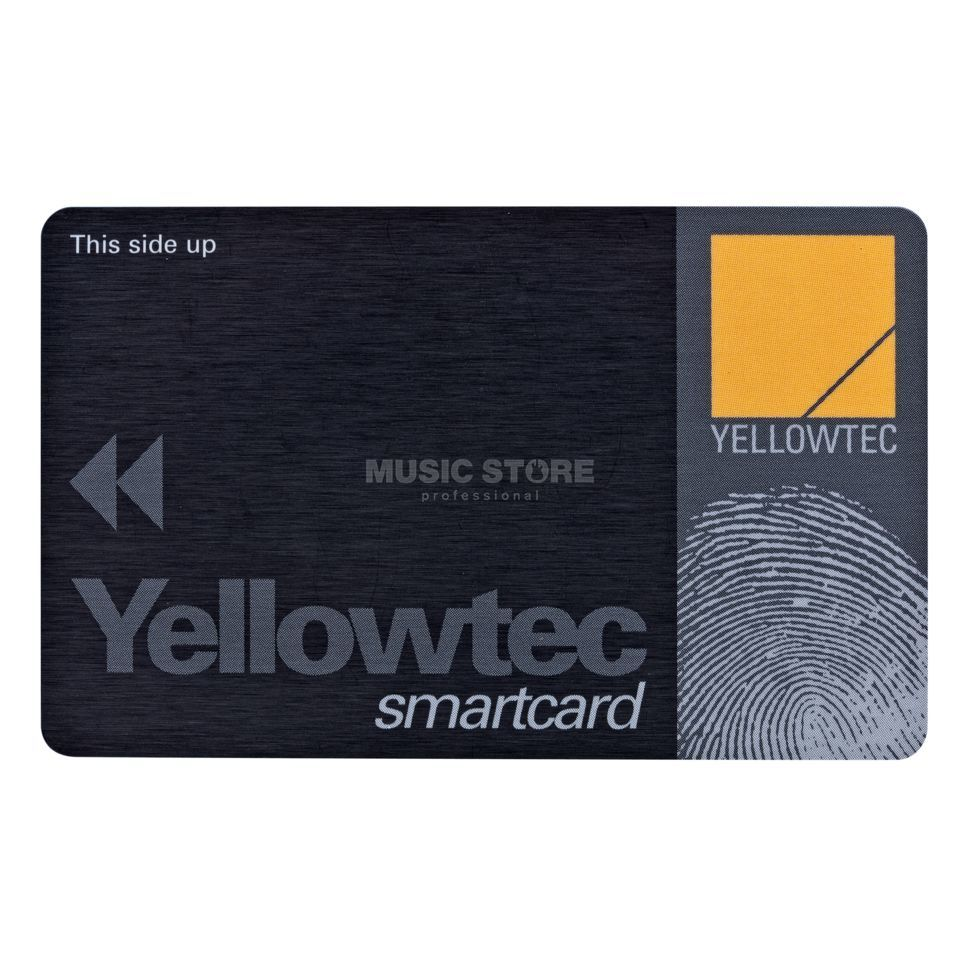 Yellowtec SmartCard for Intellimix - or VIP/Digital Produktbillede