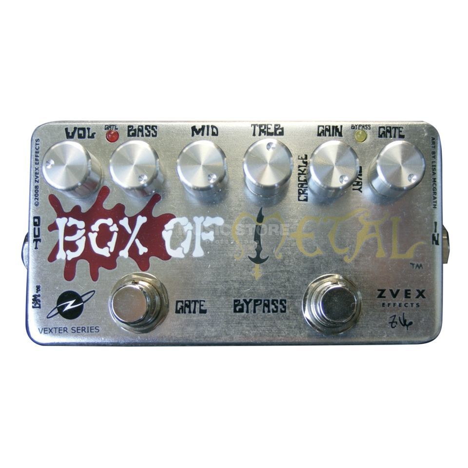 Z.VEX Box of Metal Vexter B-Stock Produktbild