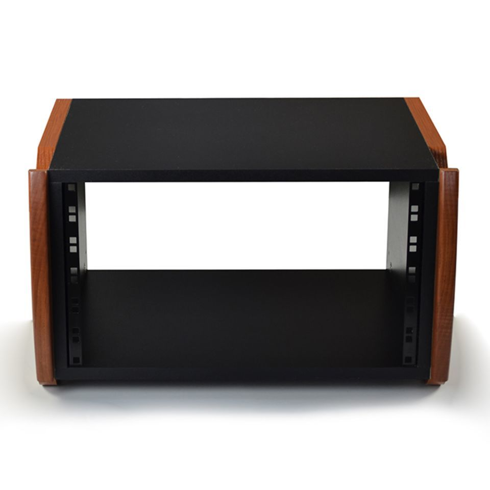 Zaor MIZA Studio Rack 6HE Black/Cherry Product Image