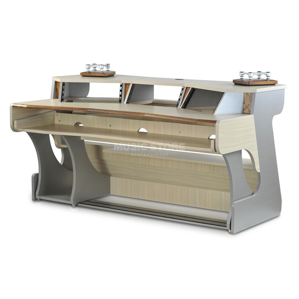 Zaor Miza x - Workstation bnleached Oak Produktbillede