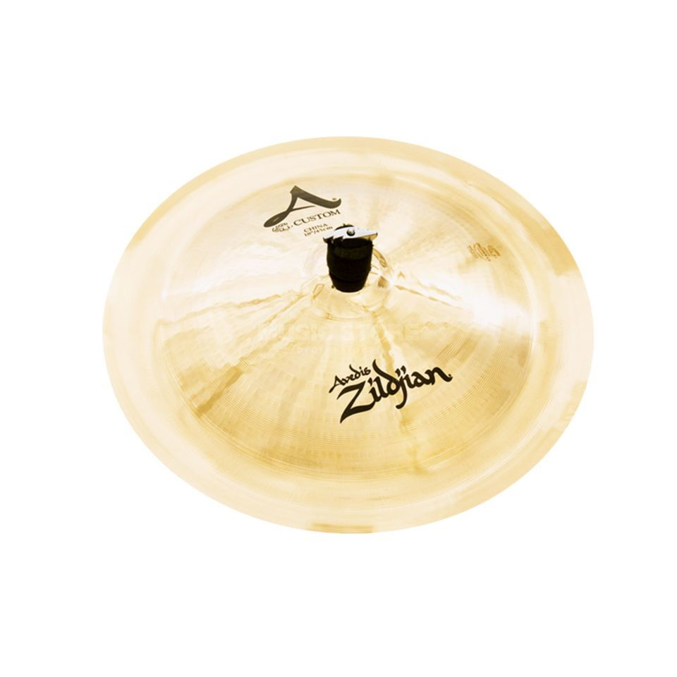 "Zildjian A-Custom China 18"", Brilliant Finish Produktbillede"