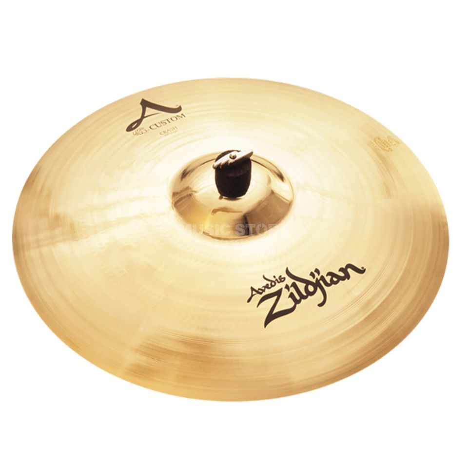 "Zildjian A-Custom Crash 20"" Brilliant Finish Produktbild"
