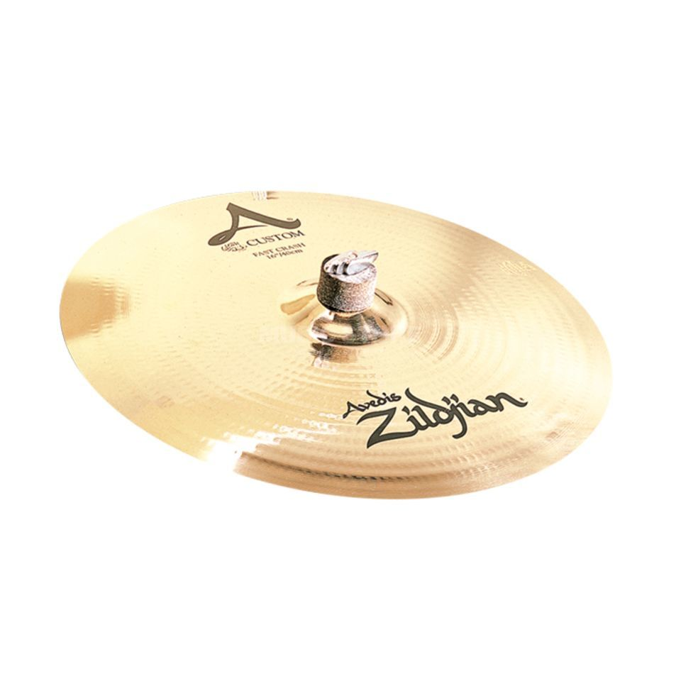 "Zildjian A-Custom Fast Crash 16"" Brilliant Finish Produktbillede"