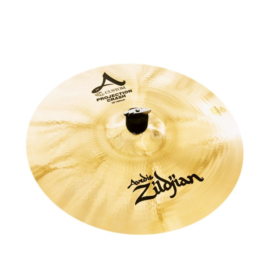 "Zildjian A-Custom Projection Crash 16"" Brilliant Finish Produktbild"