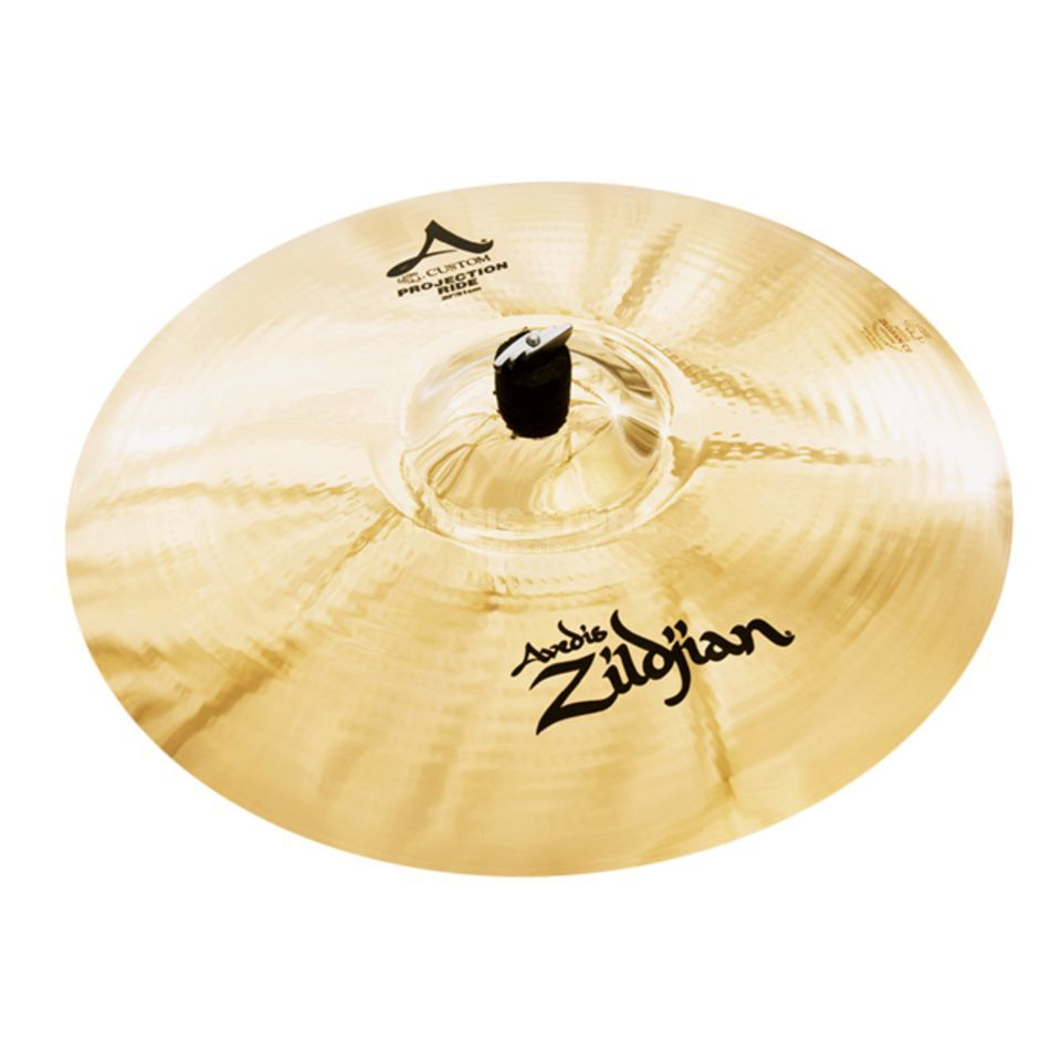 "Zildjian A-Custom Projection Ride 20"" Brilliant Finish Produktbillede"
