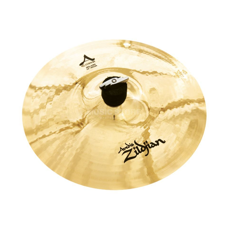 "Zildjian A-Custom Splash 12"" Brilliant Finish Produktbild"