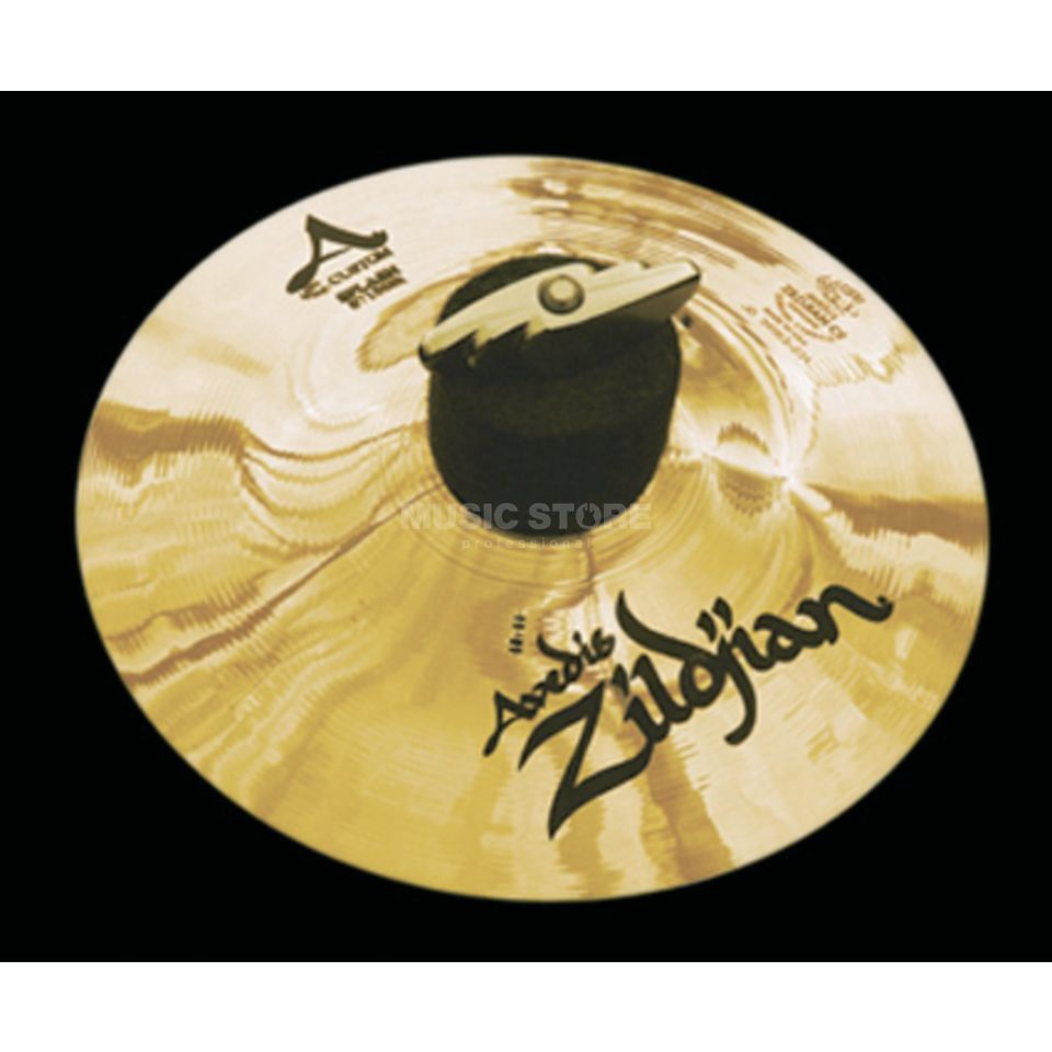 "Zildjian A-Custom Splash 6"" Brilliant Finish Product Image"
