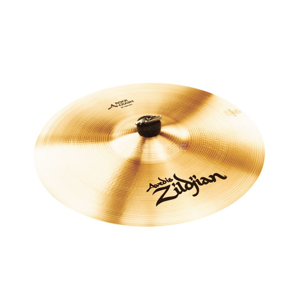 "Zildjian A' Zildjian Rock Crash 16"", Traditional Finish Produktbillede"