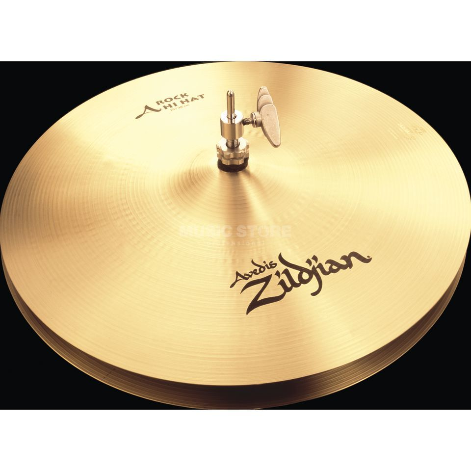 "Zildjian A' Zildjian Rock HiHat 14"", Traditional Finish Produktbillede"