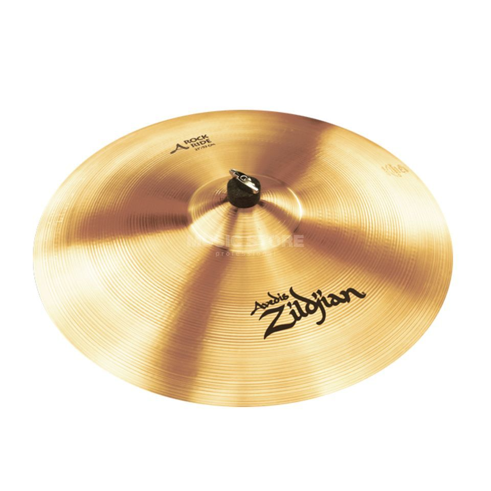 "Zildjian A' Zildjian Rock Ride 21"", Traditional Finish Imagem do produto"