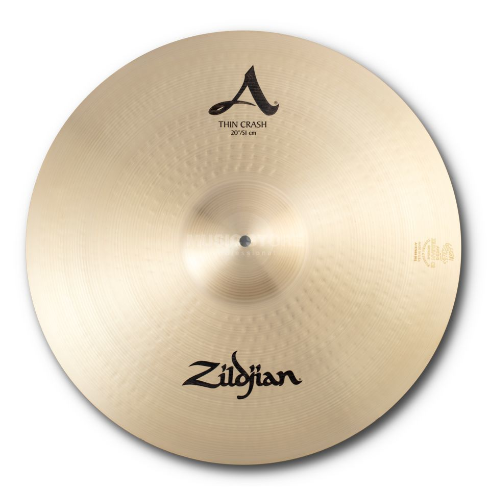 "Zildjian A' Zildjian Thin Crash 20"" Traditional Finish Produktbild"