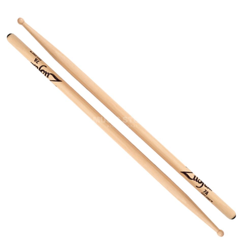 Zildjian Anti-Vibe 7A Sticks, Wood Tip Produktbillede