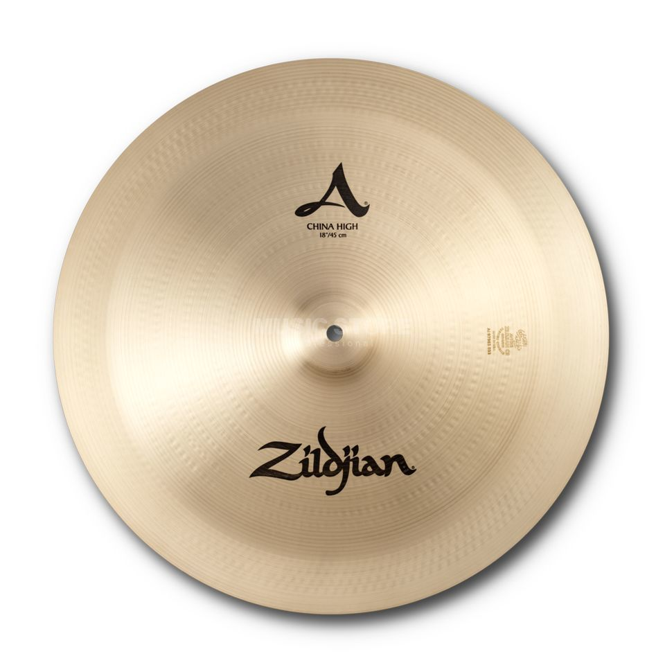 "Zildjian Avedis China Boy High 18"", Traditional Finish Product Image"