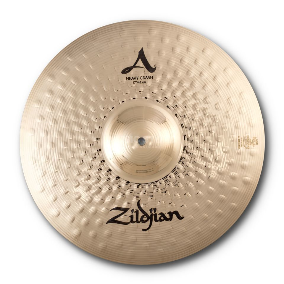 "Zildjian Avedis Heavy Crash 17"", Brilliant Finish Produktbillede"