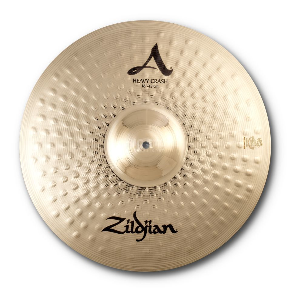 "Zildjian Avedis Heavy Crash 18"", Brilliant Finish Produktbillede"