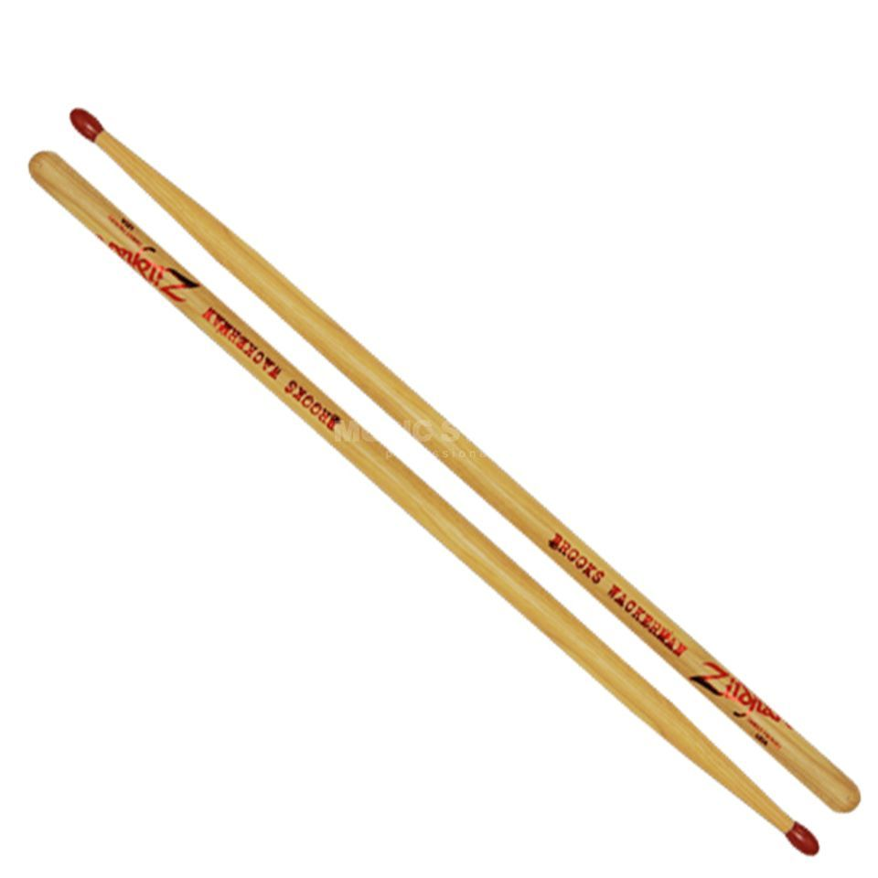 Zildjian Brooks Wackerman Sticks, Nylon Tip Produktbillede