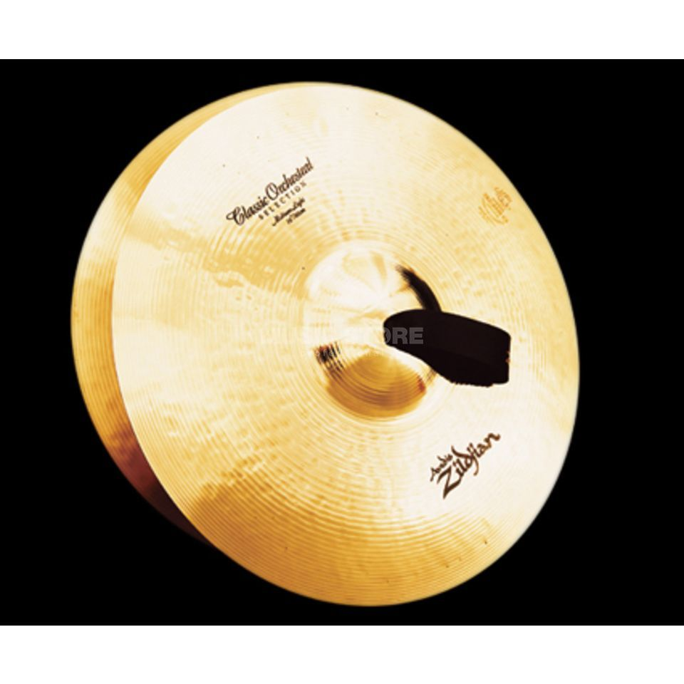"Zildjian Classic Orchesterbecken 16"", Medium Light Produktbild"