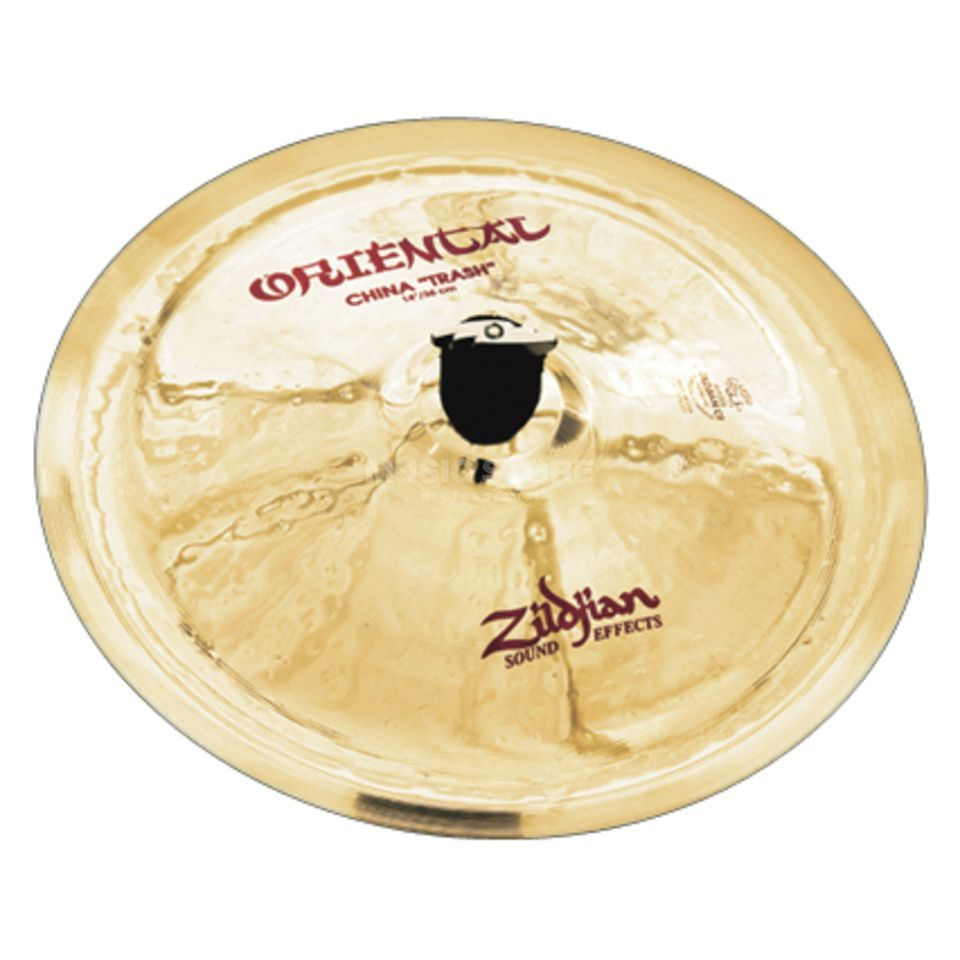 "Zildjian FX Oriental China Trash 14""  Product Image"