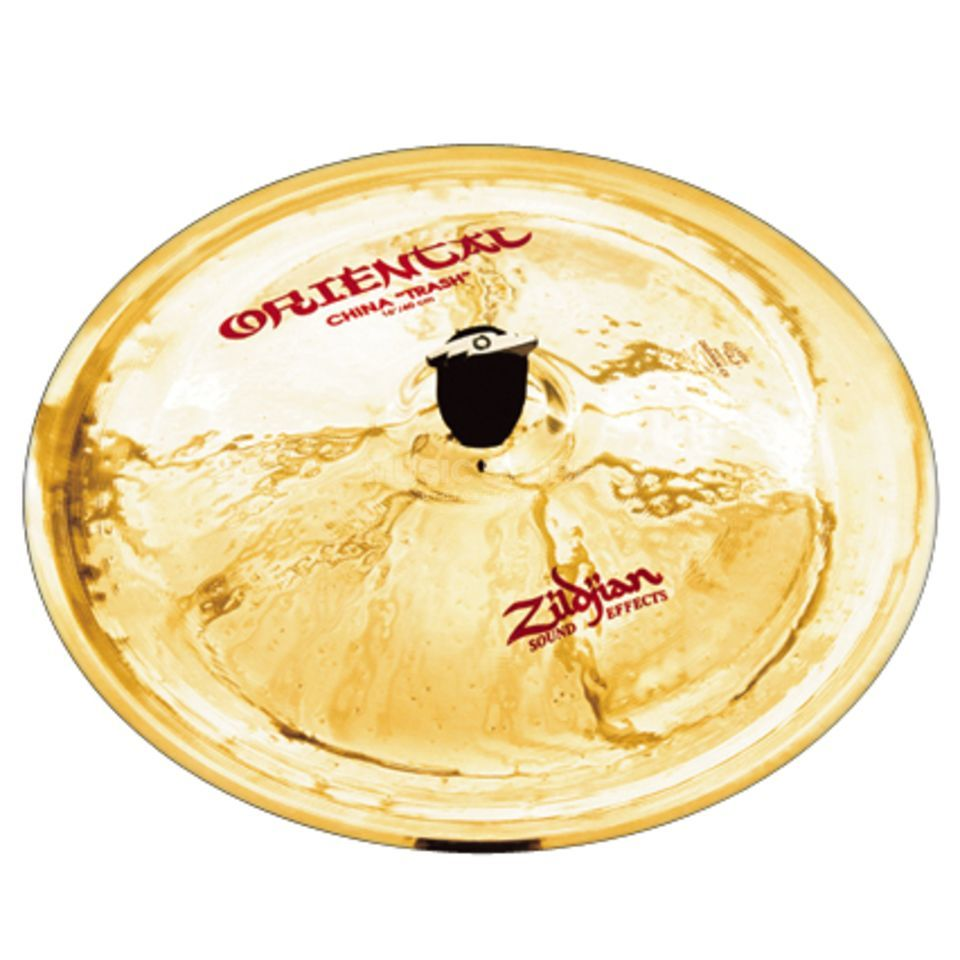 "Zildjian FX Oriental China Trash 16""  Productafbeelding"