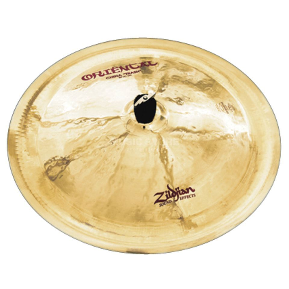 "Zildjian FX Oriental China Trash 20""  Productafbeelding"