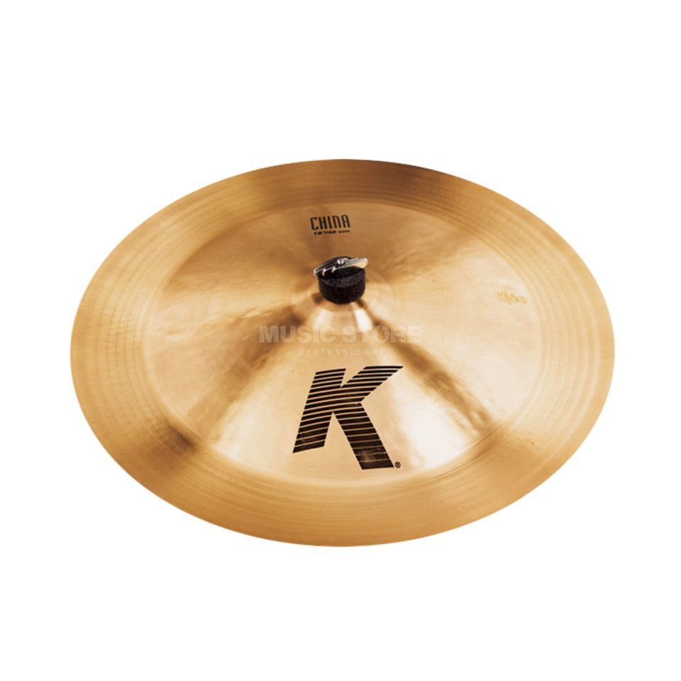 "Zildjian K' China 19"", Traditional Finish Produktbild"