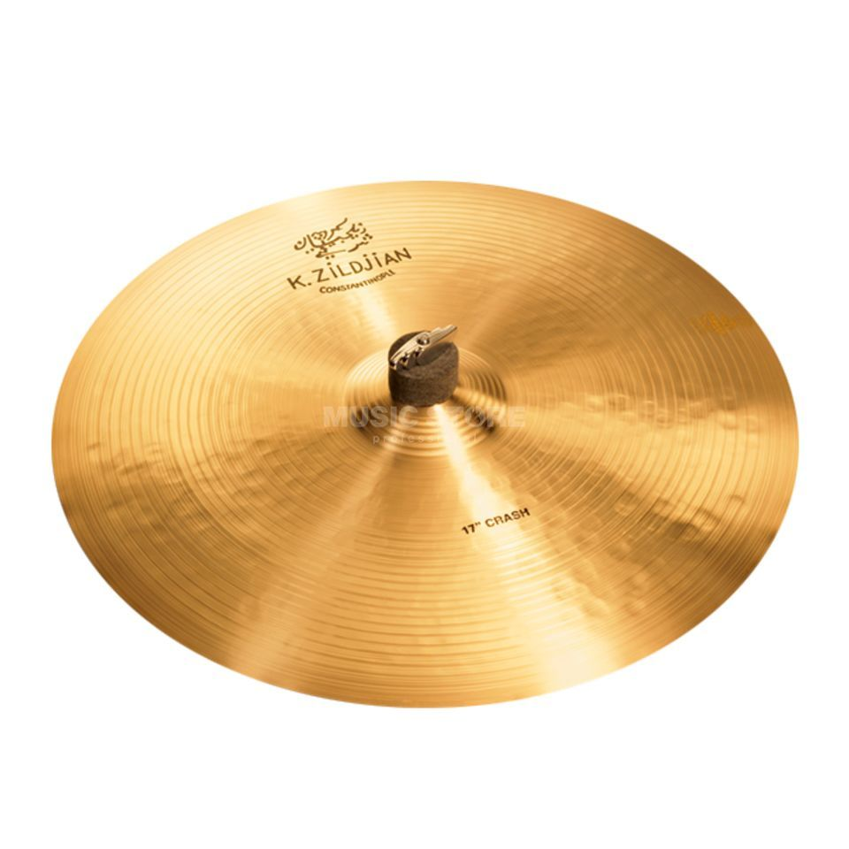 "Zildjian K' Constantinople Crash 17""  Product Image"