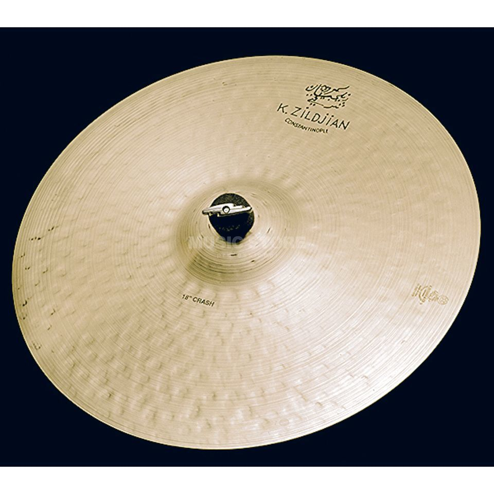 "Zildjian K' Constantinople Crash 18""  Product Image"