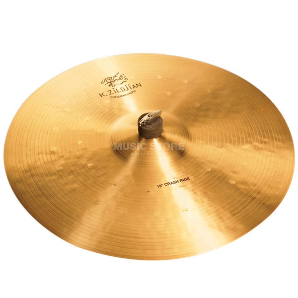 "Zildjian K' Constantinople Crash-Ride 19"" Produktbillede"