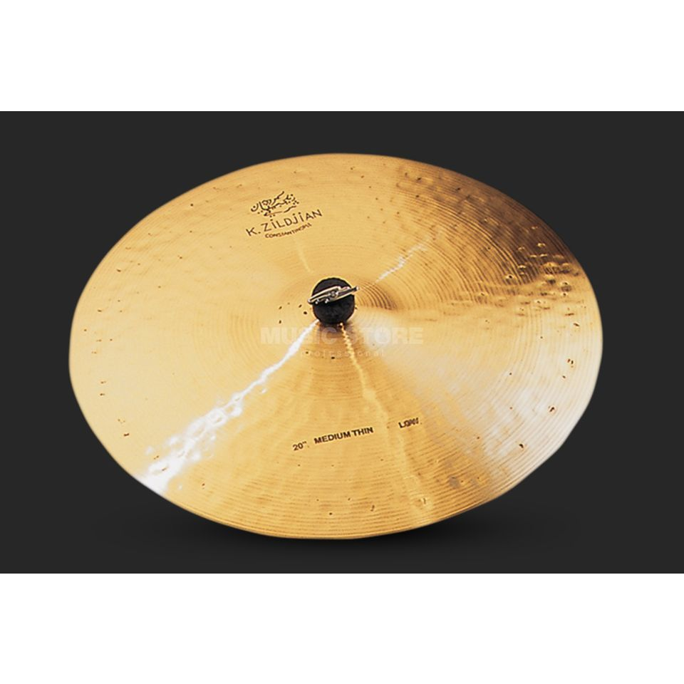 "Zildjian K' Constantinople Ride 20"", Medium Thin, Low Imagem do produto"