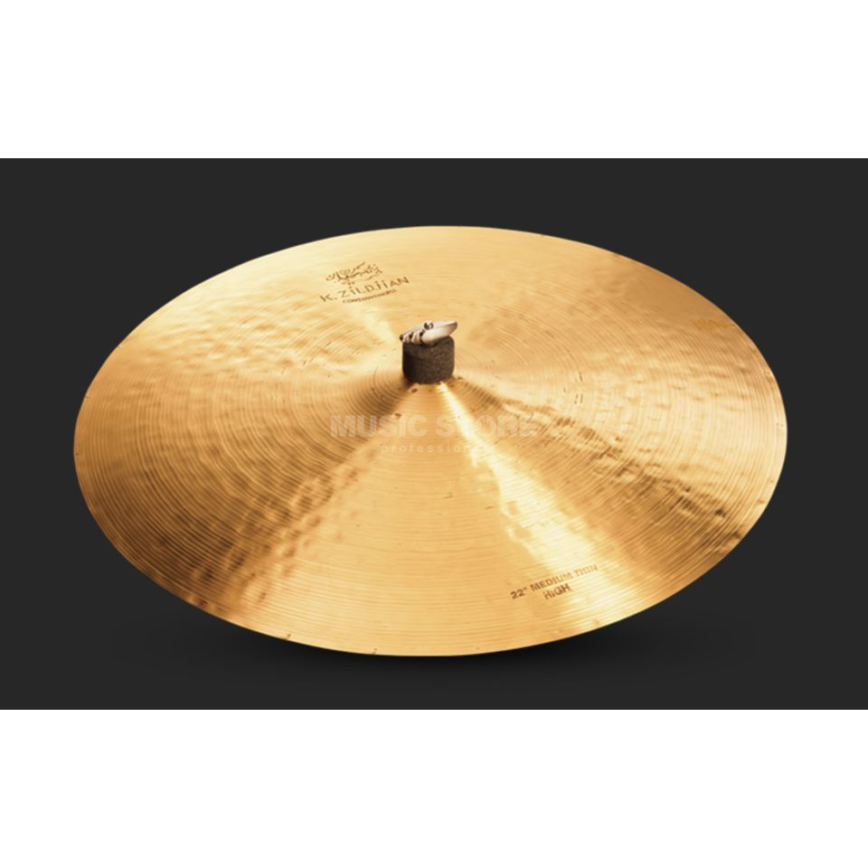 "Zildjian K' Constantinople Ride 22"", Medium Thin, High Produktbillede"