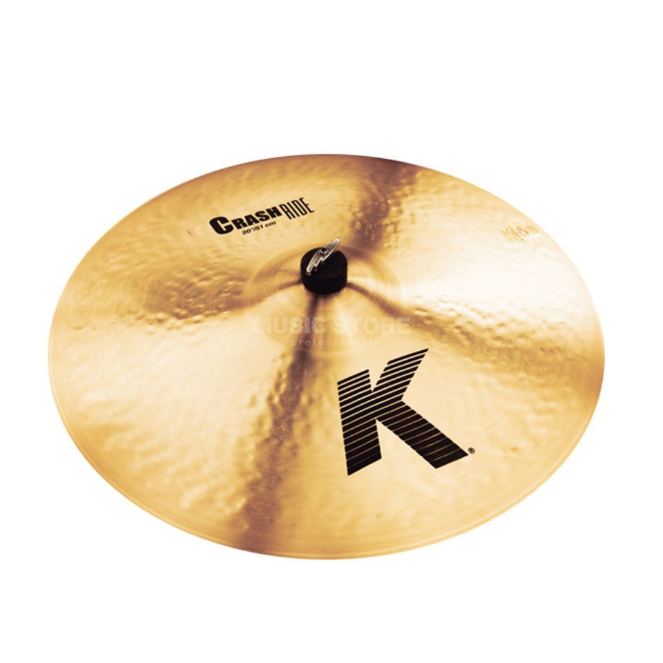 "Zildjian K' Crash Ride 20"", Traditional Finish Produktbillede"