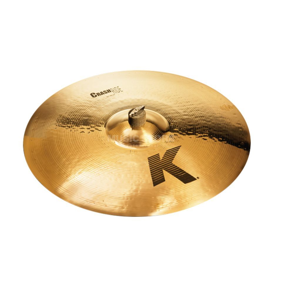"Zildjian K' Crash Ride 21"", Brilliant Finish Produktbillede"