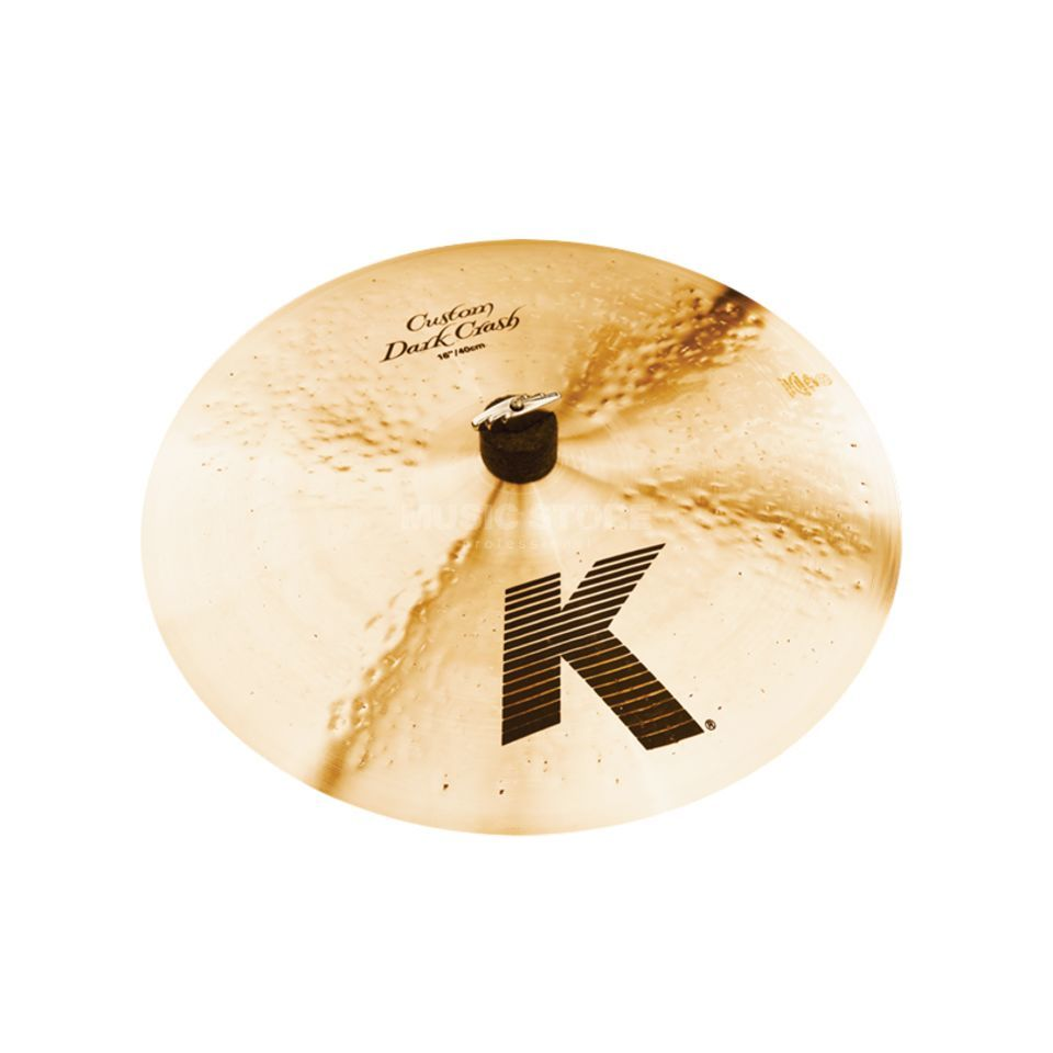 "Zildjian K-Custom Dark Crash 16""  Product Image"