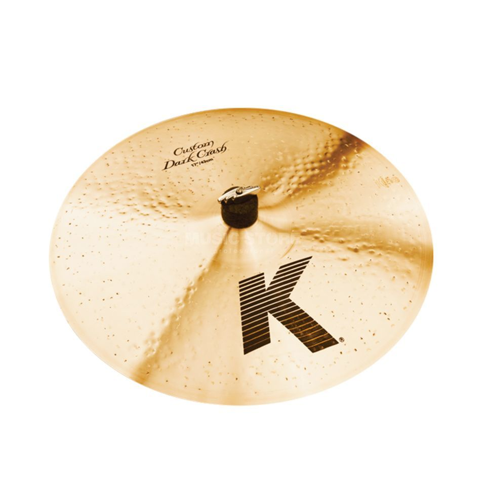 "Zildjian K-Custom Dark Crash 17""  Produktbild"