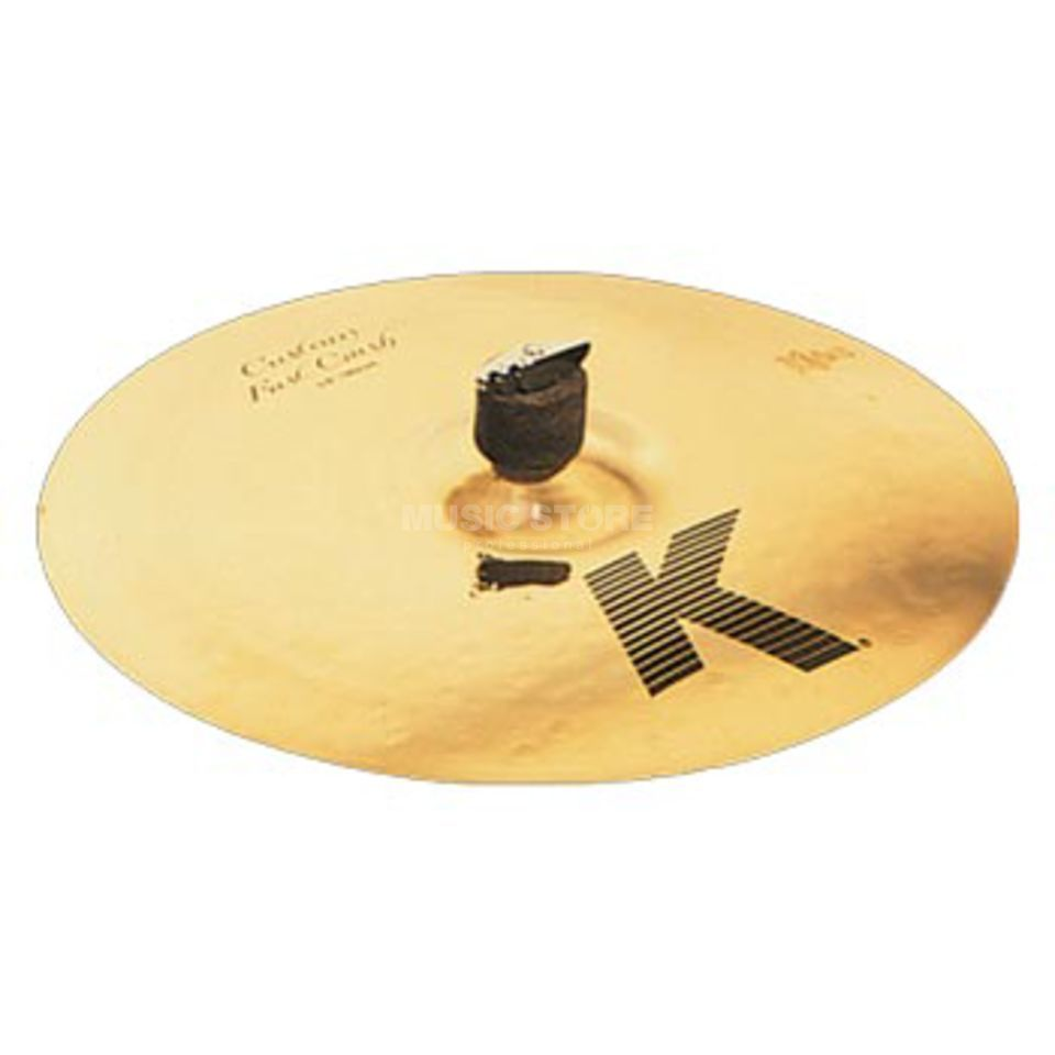 "Zildjian K-Custom Fast Crash 14"" Brilliant Produktbild"
