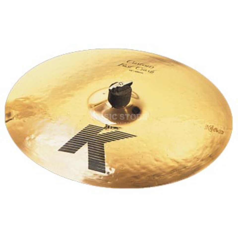 "Zildjian K-Custom Fast Crash 16"", Brilliant Produktbillede"