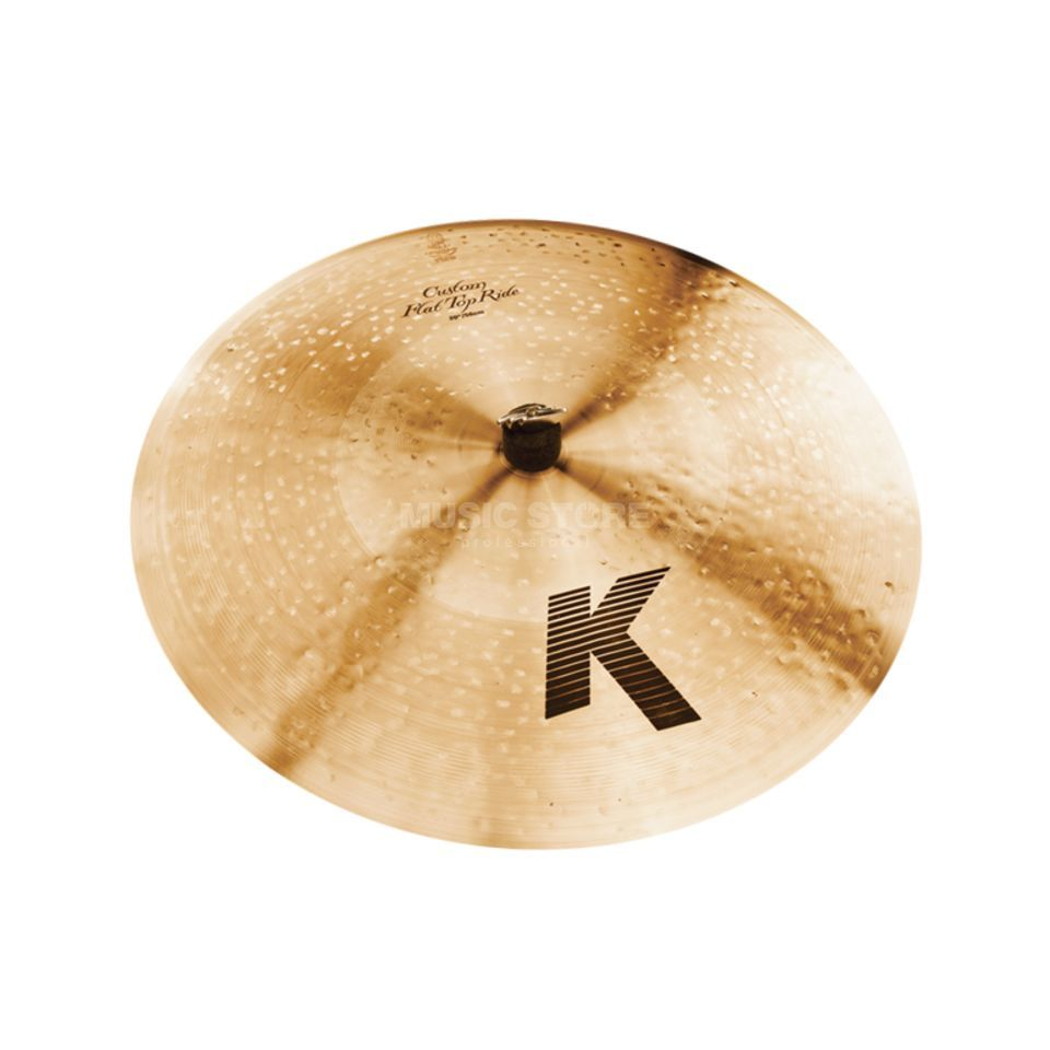 "Zildjian K-Custom Flat Top Ride 20""  Product Image"