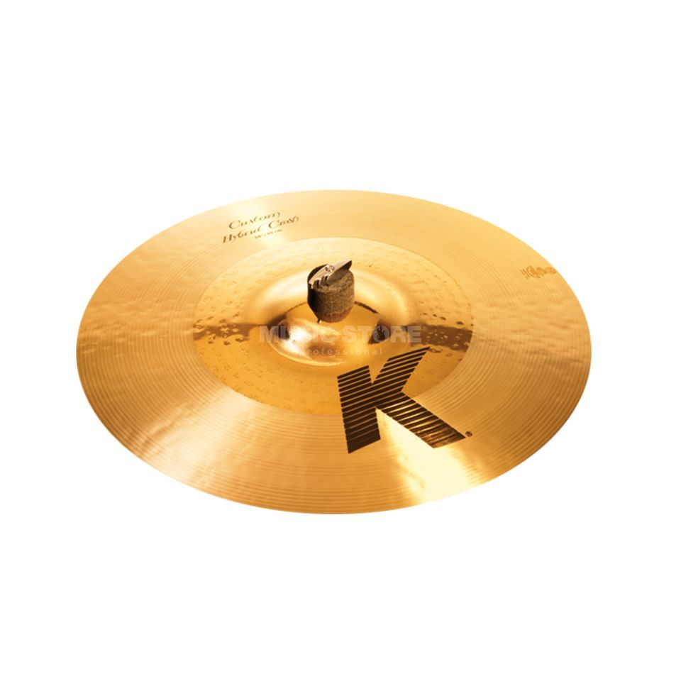 "Zildjian K-Custom Hybrid Crash 18""  Product Image"