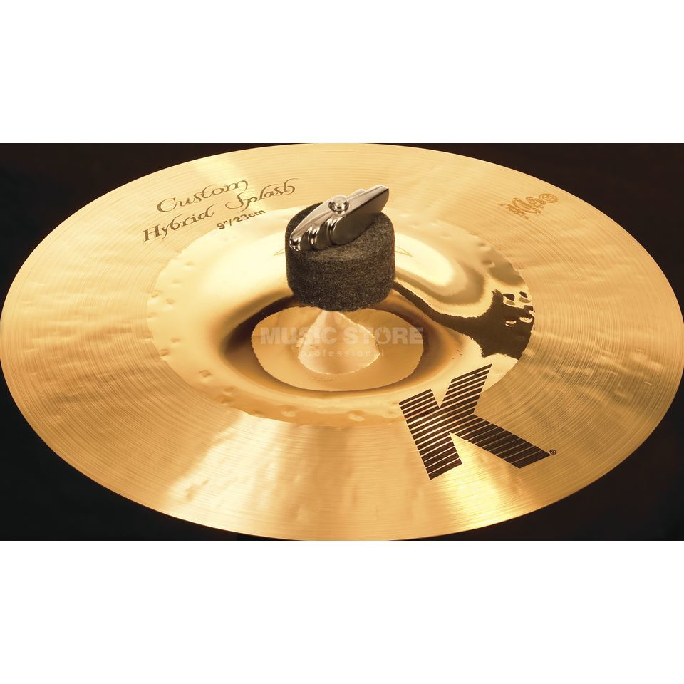 "Zildjian K-Custom Hybrid Splash 9""  Product Image"