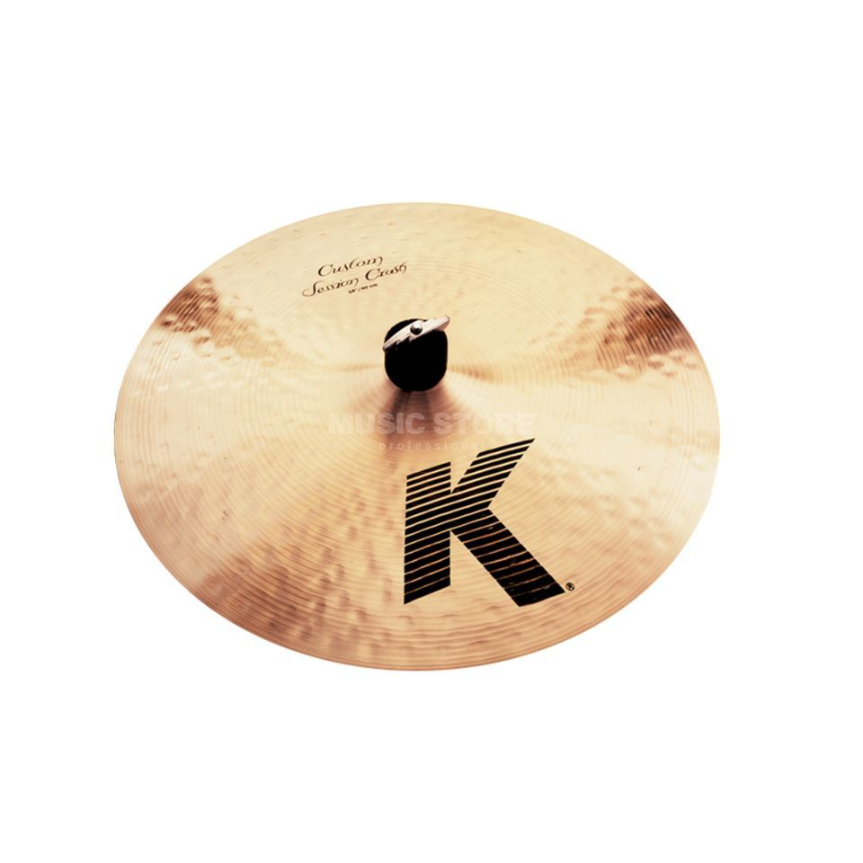 "Zildjian K-Custom Session Crash 16"" Traditional Finish Produktbild"