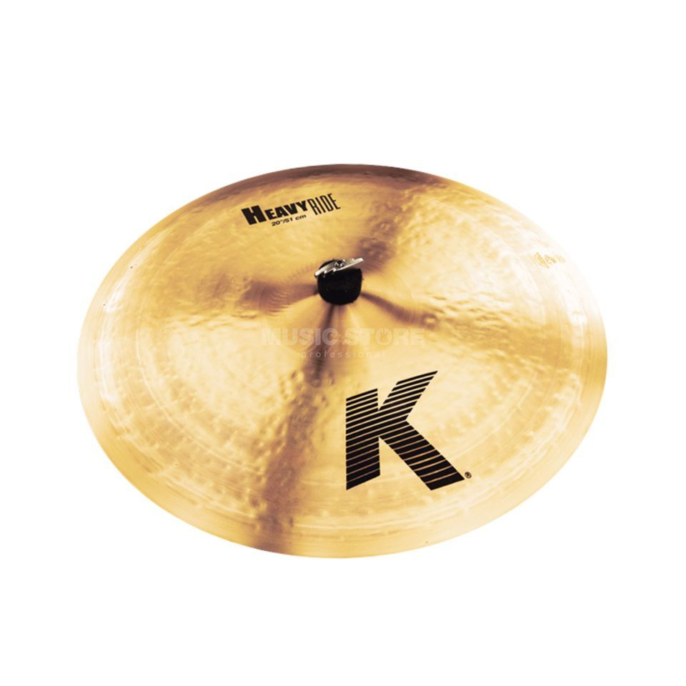 "Zildjian K' Heavy Ride 20"", finition traditionnelle Image du produit"