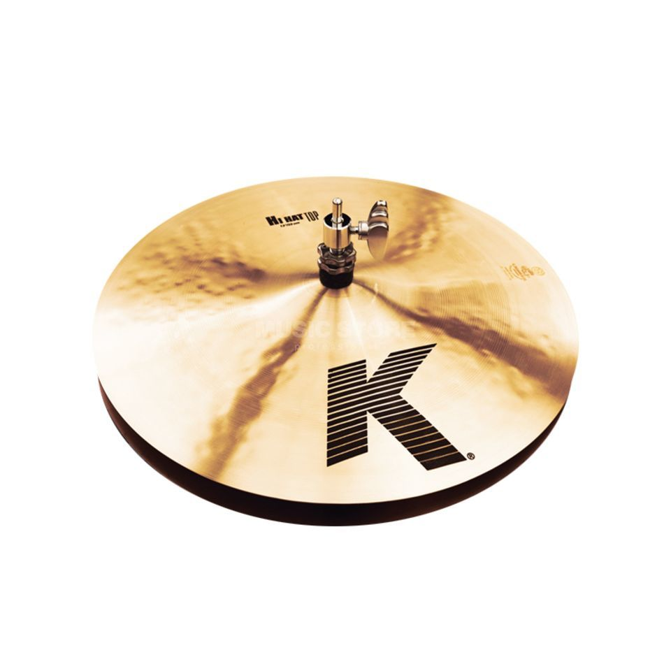 "Zildjian K' HiHat 13"", Traditional Finish Produktbillede"