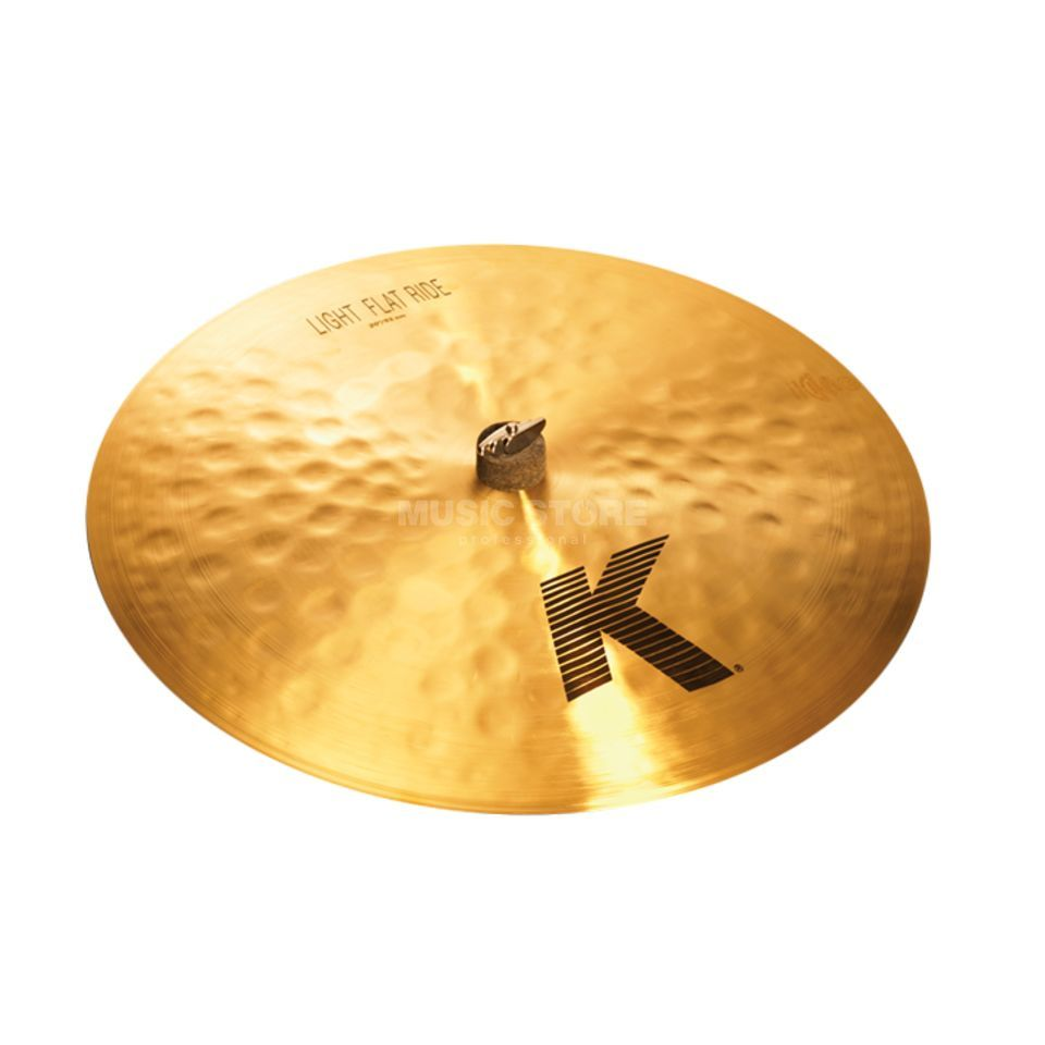 "Zildjian K' Light Flat Ride 20"", Traditional Finish Produktbild"