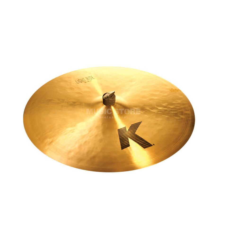 "Zildjian K' Light Ride 22"", Traditional Finish Produktbillede"