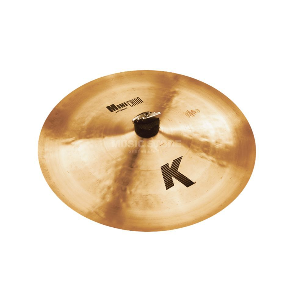 "Zildjian K' Mini China 14"", Traditional Finish Produktbillede"