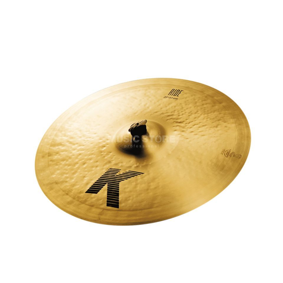 "Zildjian K' Ride 20"", Traditional Finish Product Image"
