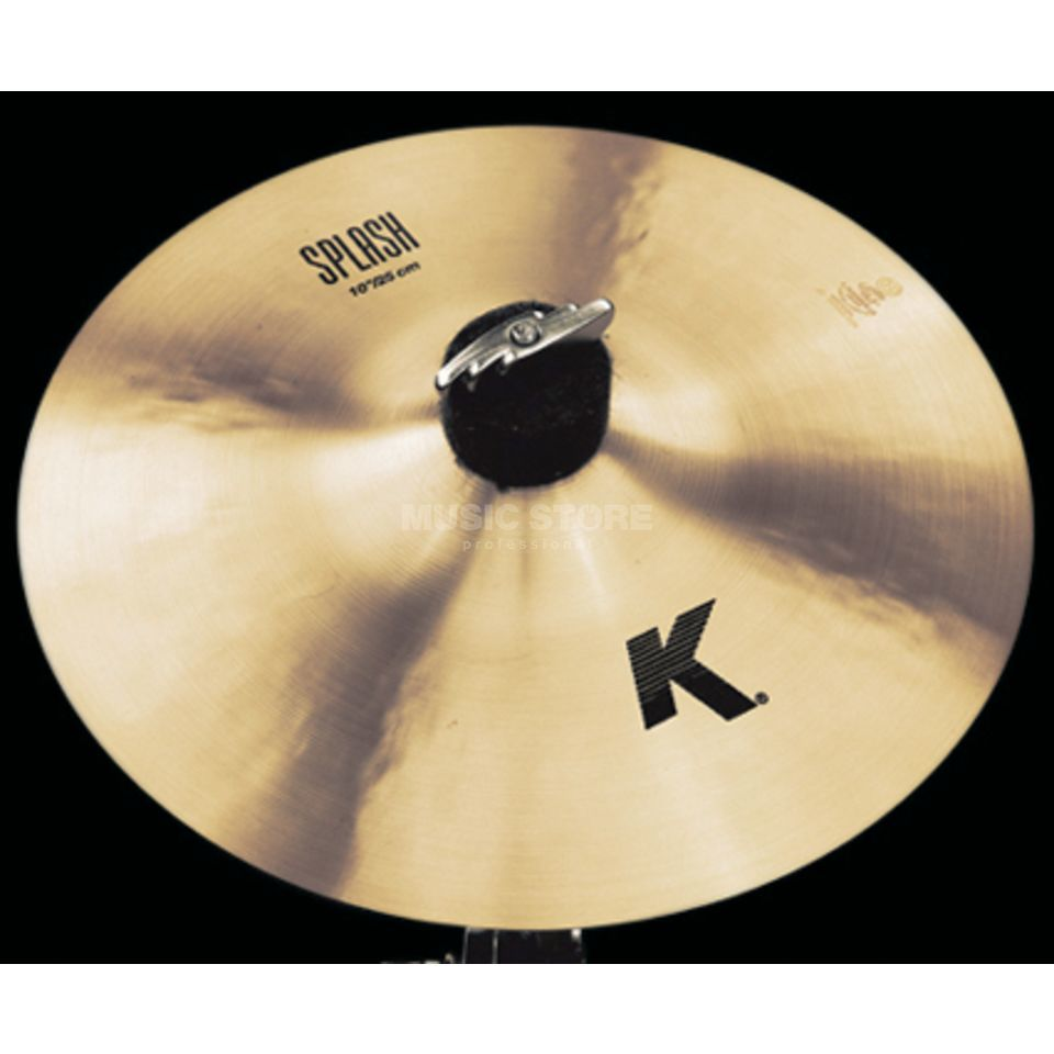 "Zildjian K' Splash 10"", Traditional Finish Produktbillede"