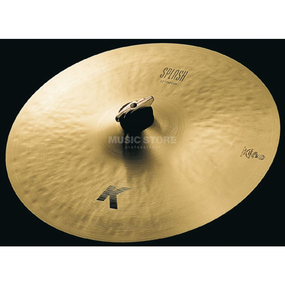 "Zildjian K' Splash 12"", Traditional Finish Product Image"