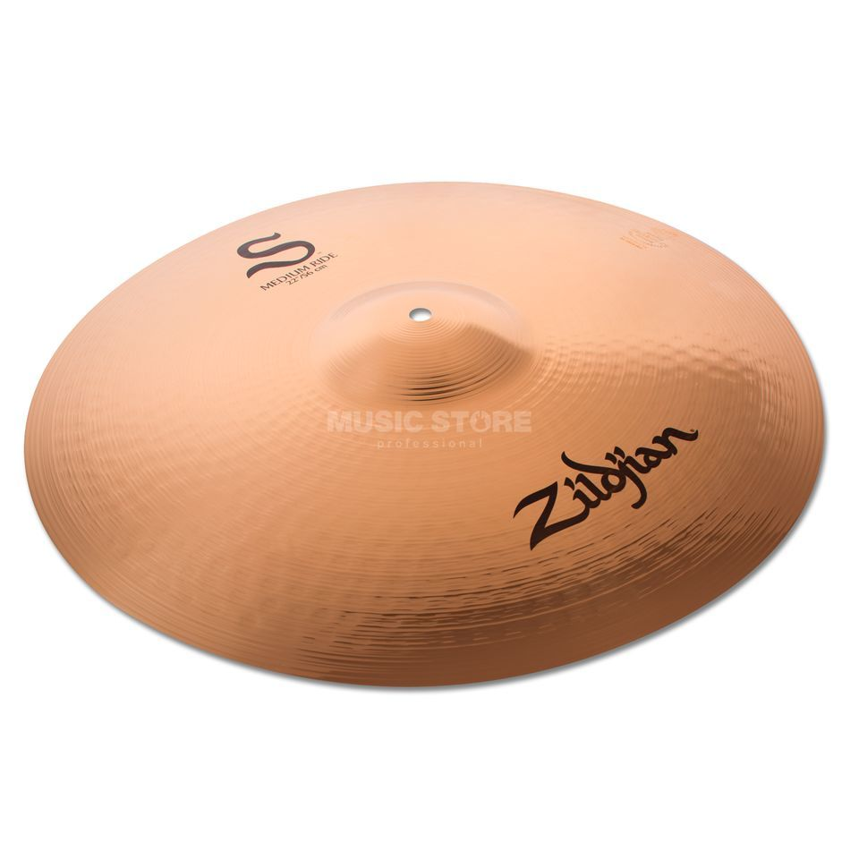 "Zildjian S-Series Medium Ride 22"" Brilliant Produktbild"